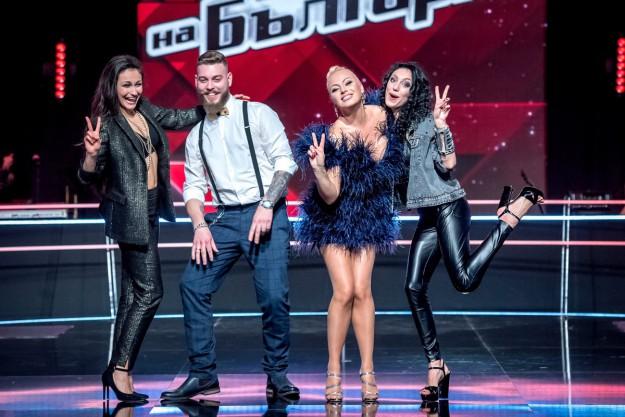 """Камелия избра първите финалисти в """"Гласът на България"""""""