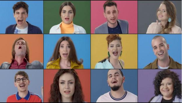 """Зрителите избират """"Гласът на България"""" по време на живите концерти на шоуто"""