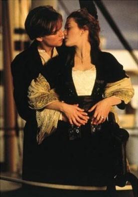Титаник, Леонардо Ди Каприо