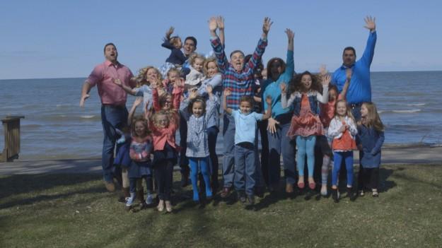 TLC проследява вълнуващия живот на семейство от 25 души