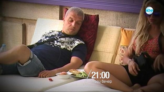 отношенията между Тони и Шеф Петров