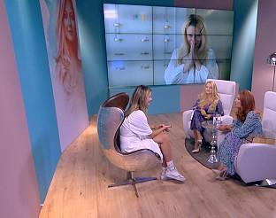 """Меги и Нели посрещат Мила Роберт в новото студио на """"Търси се"""" тази неделя по bTV"""