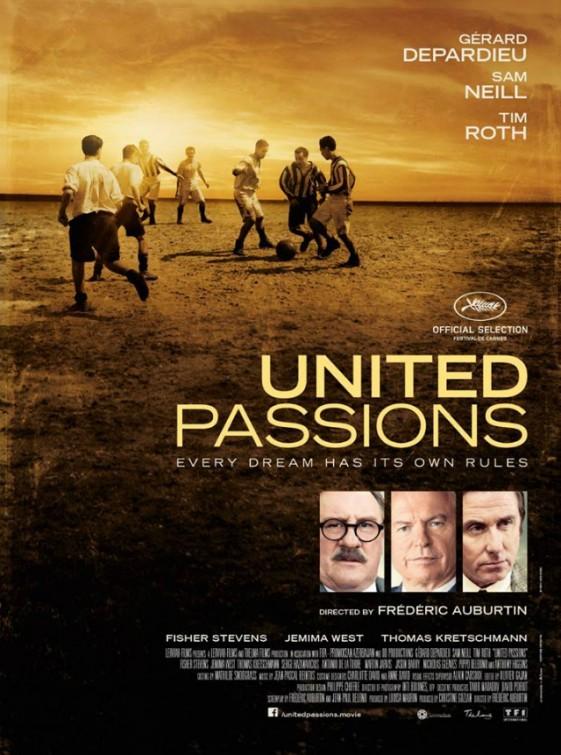 Обща страст / United Passions (2014)