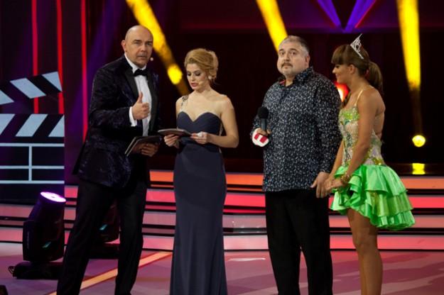 Ути Бъчваров излезе от болница, за да се сбогува с феновете на Dancing Stars
