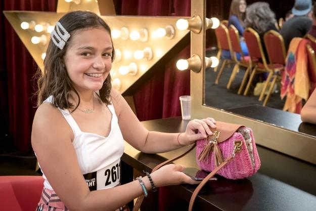 """12-годишната Валерия Войкова заслужи втория златен бутон в """"България търси талант"""" от Катерина Евро"""