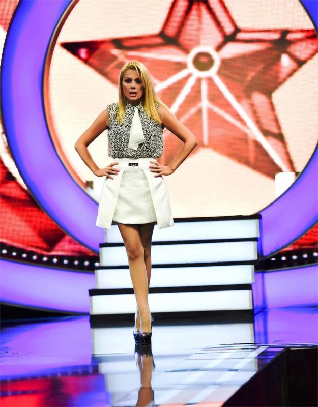 Водещата Венета Райкова е лице на петъчното ток-шоу към VIP Brother 'Голямата уста'