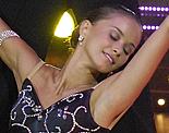 """Актрисата Виолета Марковска получи оценка 10 от Нешка Робева на """"Dancing stars"""""""