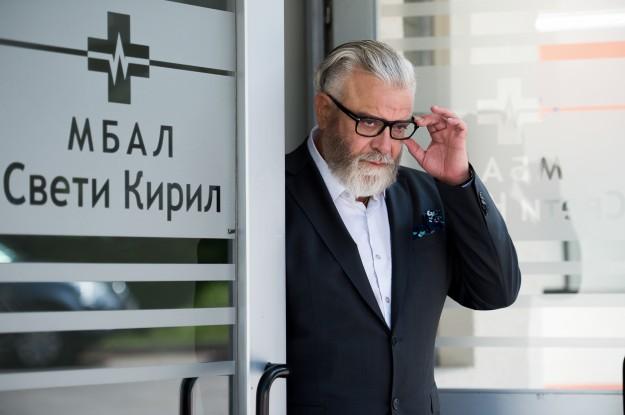 """Владо Пенев оглавява МБАЛ """"Св. Кирил"""" в """"Откраднат Живот"""""""