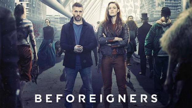 Времевите имигранти влиза в селекцията с европейски сериали на HBO