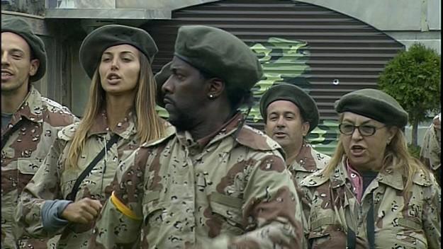 Военно положение в Къщата на Big Brother