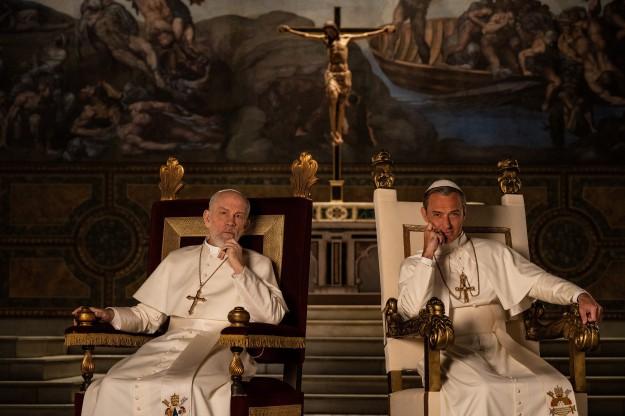 Онлайн премиерата на Новият папа с дни по-рано в HBO GO