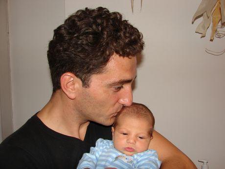 Актьорът Йордан Бончев - Наката от Аламинут стана баща