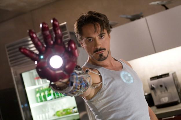Железния човек   Iron Mаn (2008)