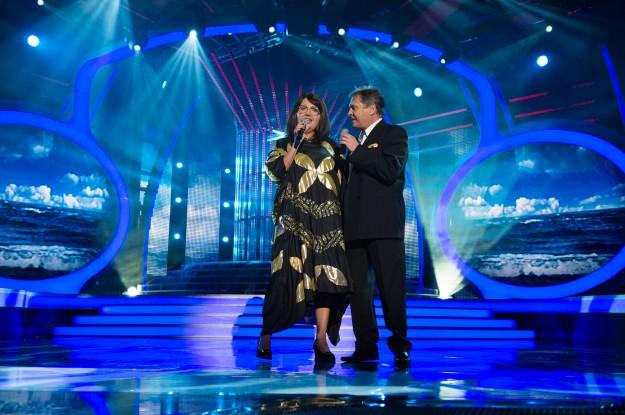 """Златка Райкова обра овациите с образа на Ваня Костова  в """"Като две капки вода"""""""