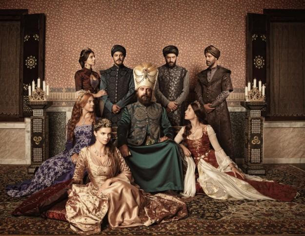 """""""Великолепният век"""" е посветен на любовта между..."""