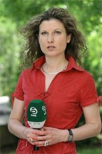 Репортер: Миролюба Бенатова