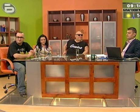 Мария, Фънки и Дони разказват впечатленията си от третото издание на Music Idol.