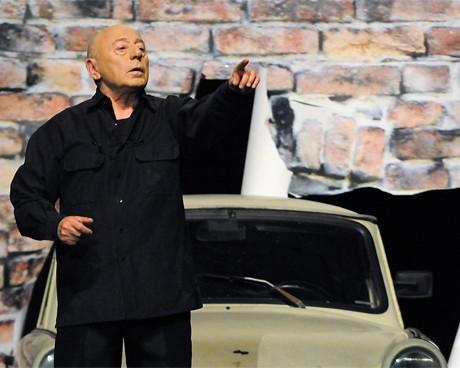 Тодор Колев изнесе спектакъл и концерт