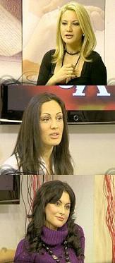 """Те са млади, те са красиви, те са били в къщата на """"Биг брадър"""" и сега са телевизионни водещи."""