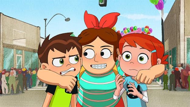 """""""Бен 10"""" с нови епизоди по Cartoon Network"""