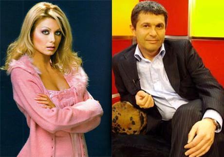 Двамата водещи на  Биг брадър 4 Венета Райкова и Милен Цветков