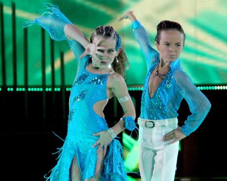 Детски финал  във VIP Dance