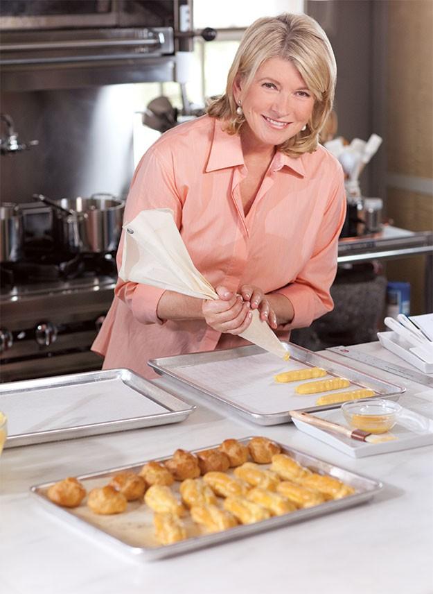 Домашните печива на Марта  Martha Bakes
