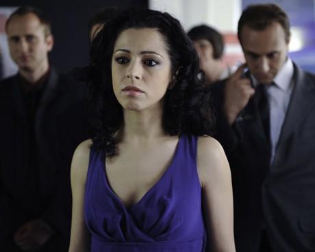Елена в ролята на Боряна
