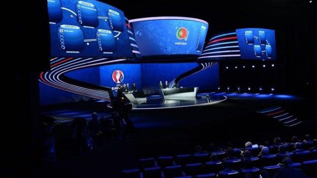 Жребият за Евро 2016 по ТВ