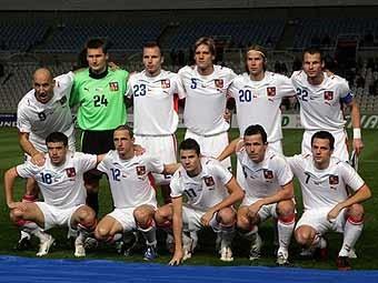 ЕВРО 2008, Чехия