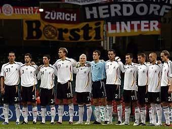 ЕВРО 2008 - финал, Германия