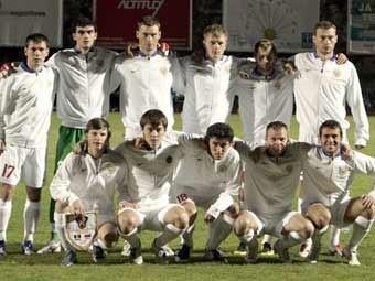 ЕВРО 2008, Русия