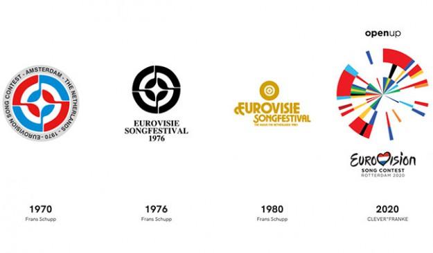 Графичната опаковка на конкурса логично продължение на дизайните от предишните домакинства на Холандия – през 1970, 1974 и 1980 година