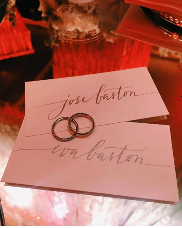 Ева Лонгория се омъжи за Хосе Бастон