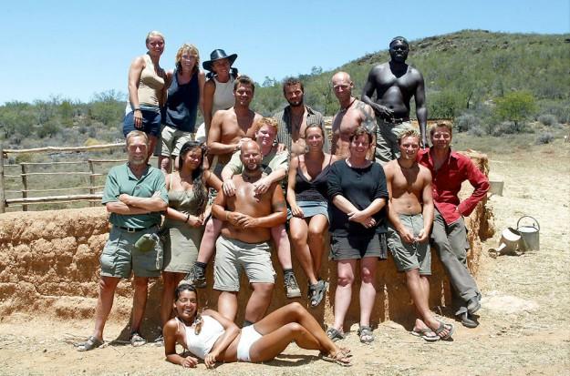 Датският канал TV3 снима реалити шоуто Фермата (Farmen) през 2004 г. и 2005 г. в Южна Африка.