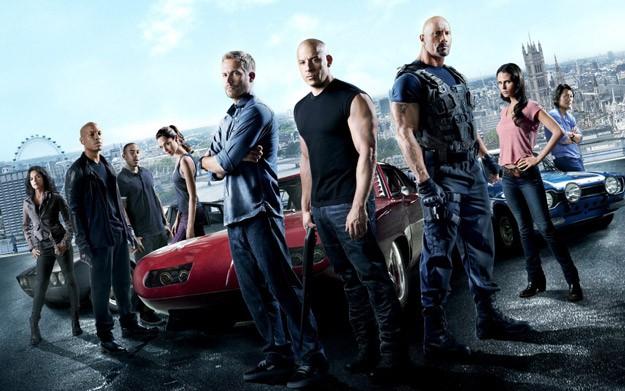 Шестата част на 'Бързи и яростни' (Fast & Furious 6)