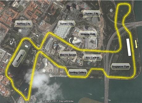 Формула 1: Първото нощно състезание в Сингапур