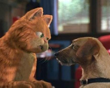Котешки лудории с Гарфийлд