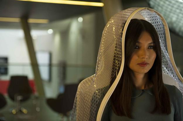 Джема Чан в ролята на Анита