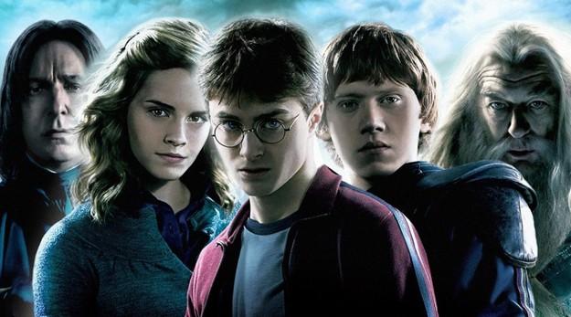 """Хари Потър и нечистокръвният принц"""""""