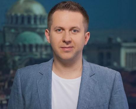 водещият на предаването Живко Константинов