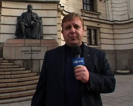 "Красимир Каракачанов е новият звезден репортер  на ""Календар"""