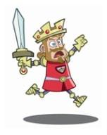 King Arthur's Disaster's
