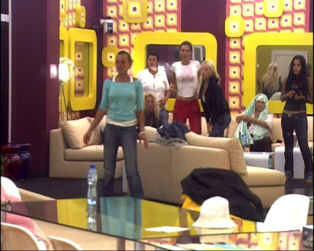 Ангелина е напусна къщата на Big Brother 4