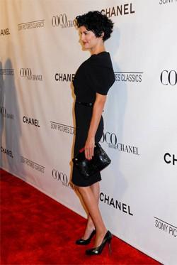 """Премиера на """"Коко преди Шанел"""" в Лос Анджелис"""