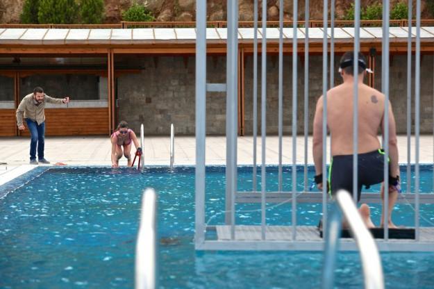 Марина и Емо - Подводен трилър в Къртицата 2