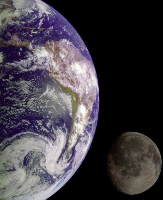 National Geographic Channel предава на живо от космоса