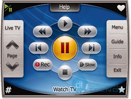 Logitech Harmony 1000 Remote Control