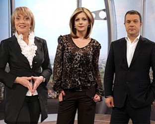 Наръчник за елитни политически съпруги по TV7