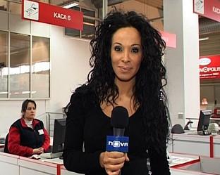 Маги Желязкова е новият звезден репортер на Нова ТВ